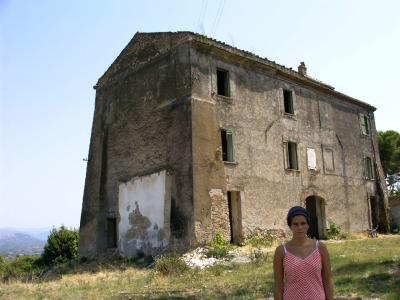 La villa Santucci