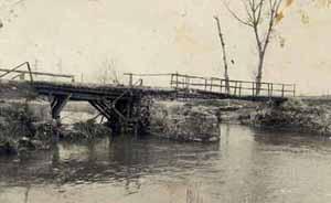 Ponte Corese... le vieux pont!