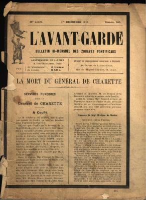 Nécrologie Général de Charette