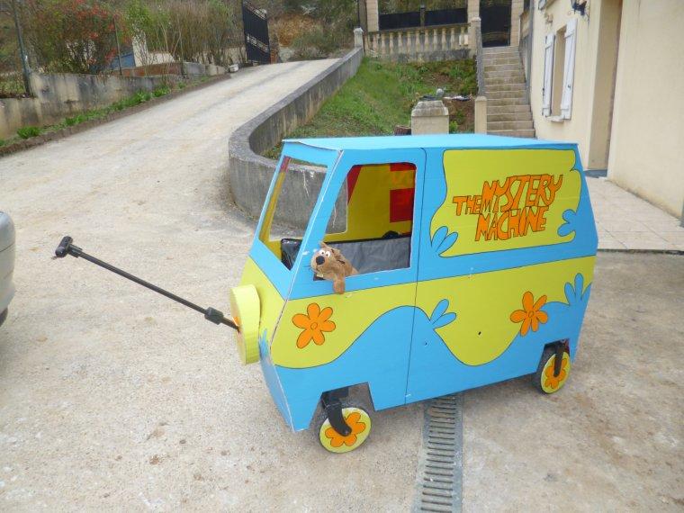 la voiture de Scoubibou!!!!!