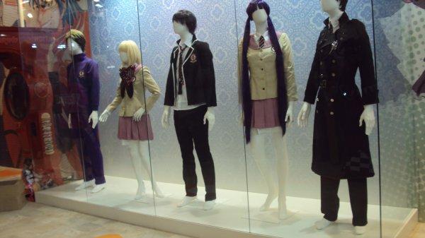 Japan Expo 2012:ma premiére Japan Expo et une super journée!^^