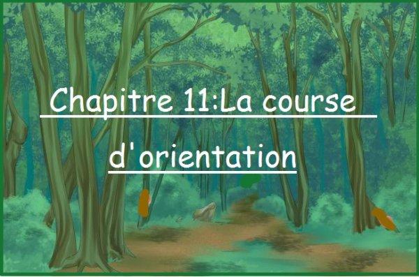 Chapitre 11-La course d'orientation.