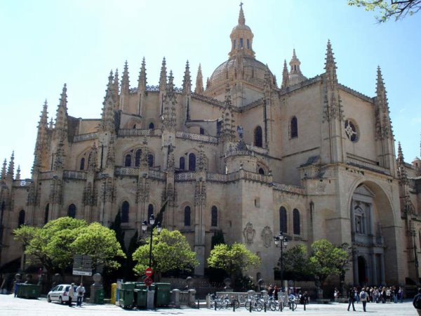 One Shot:Le voyage en Espagne!(Partie 2/2)