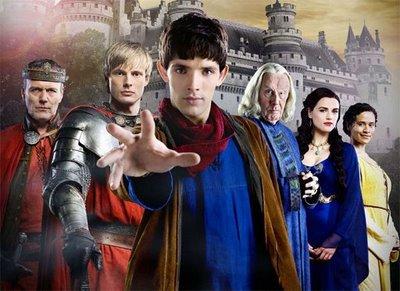 Merlin,le jeune sorcier...