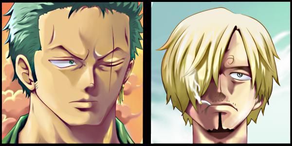 Chapitre 5-Les soupçons de Sanji!Zoro explique son problème!