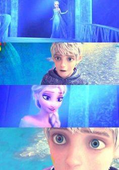 Chapitre 2(partie 1/2)-Elsa et Jack Frost