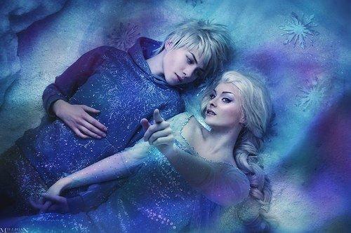 Chapitre 2(partie 2/2)-Elsa et Jack Frost