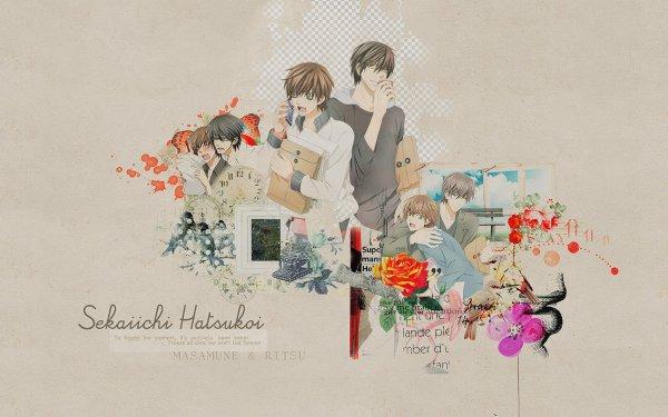 Fan Fic Sekaiichi Hatsukoi