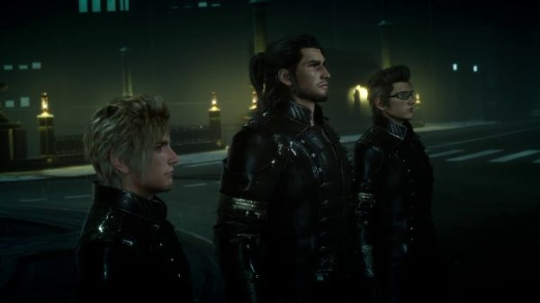 "Chapitre 1 de ""Final Fantasy XV : Renaissance"""