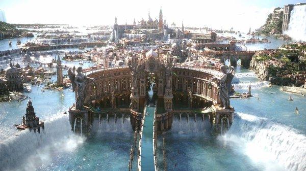 "Chapitre 9 de ""Final Fantasy XV : Renaissance"