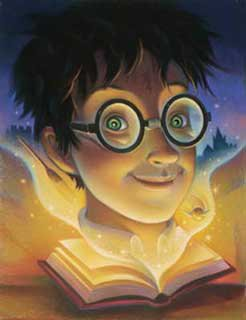HARRY POTTER, tome 1 : à l'école des sorciers  de J.K Rowling