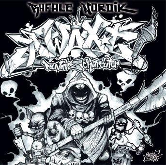"""RAFALE NORDIK """"Pouvoir 2 Charcuter"""" 2005 solo de tomawaxx"""
