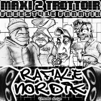 "RAFALE NORDIK ""maxi 2 trottoir"" 2002"