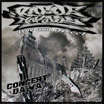 "RAFALE NORDIK ""concert dawa"" 2001"