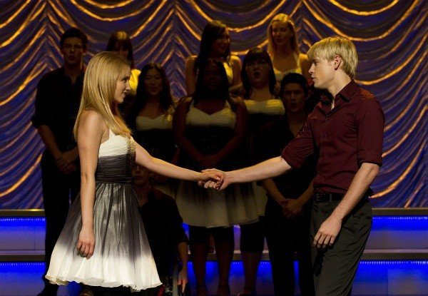 Glee ♥ / Glee : Sam & Quinn : I'Ve Had The Time Of My Life ♥ (2011)