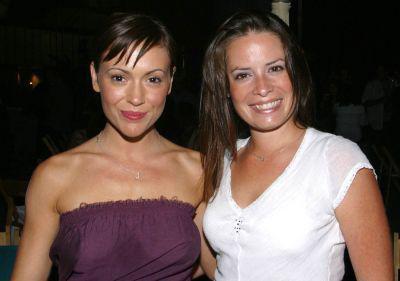Holly Marie Combs et Alyssa Milano - Blog de amy-kenz