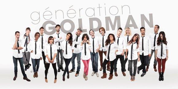 Un second album de Génération Goldman annoncé pour l'été !