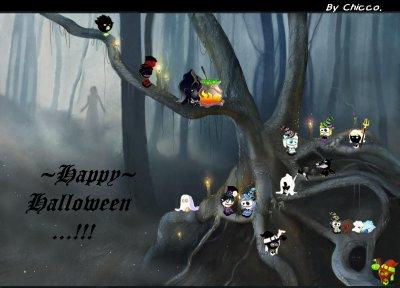 """""""Création Halloween"""""""
