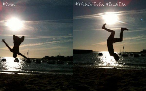 • 22/08/12 : Simon a posté des photos sur twitter et a changé la photo de son profil