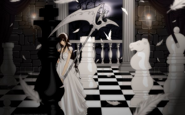 Toujour Toujour Yukiii de Vampire knight !!!