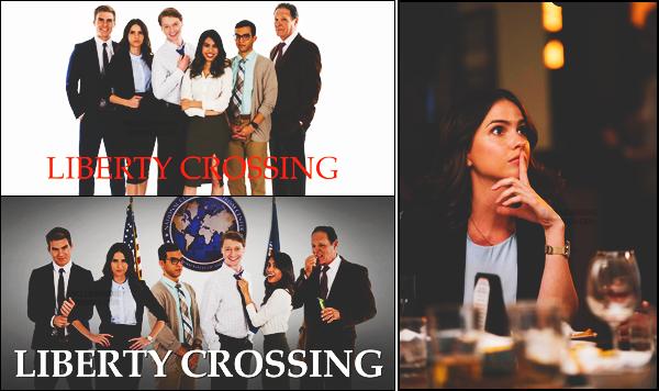 """"""" """"    ─ Découvrez le trailer officiel de « Liberty Crossing » où Shel' interprétera Carly Ambrose ! """""""