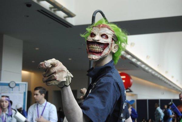 TOP 5 Joker Cosplay Splendide