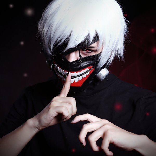 Tokyo Ghoul Cosplay Qu'on Aime Beaucoup