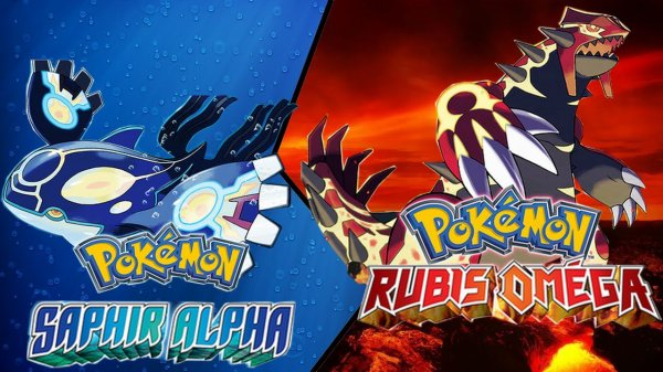 Avis sur le jeu Pokémon Saphir Alpha/Rubis Oméga