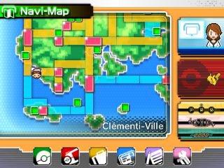 Le Navi Map