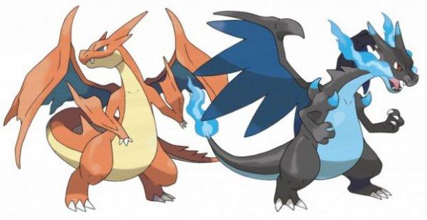 Pok mon m ga evolution de dracaufeu planete pokemon - Mega evolution dracaufeu ...