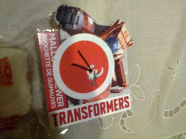 ~ Marshmallow Transformers ~