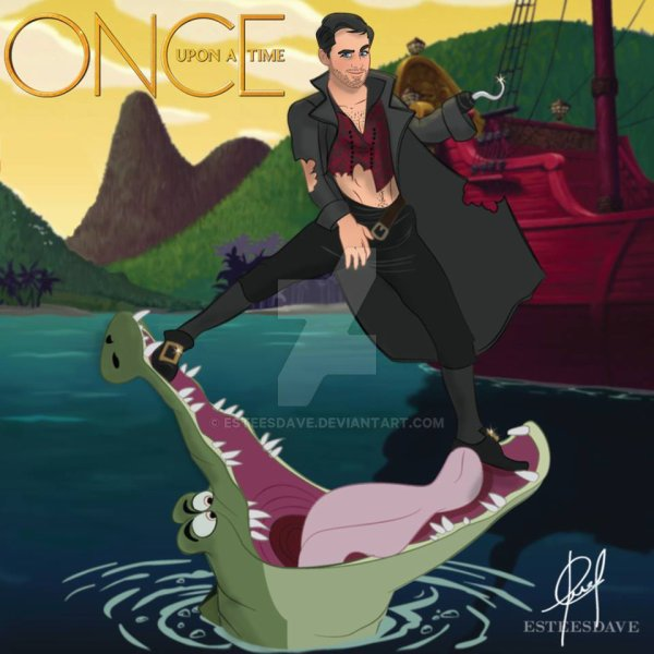 ~ Once Upon a Time VS Disney 2 ~