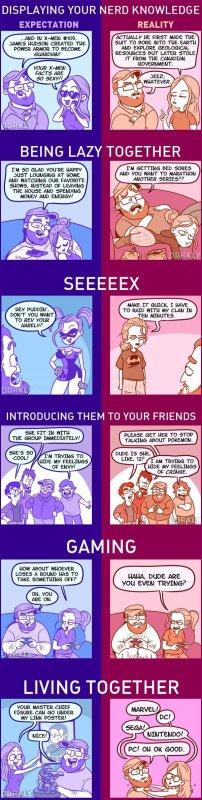 ~ Petits délires de Geek ... =^_^= 10 ~
