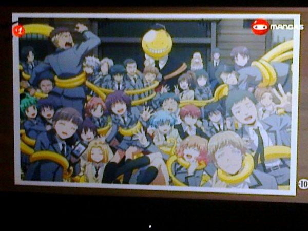 ~ Assassination Classroom P2 ~