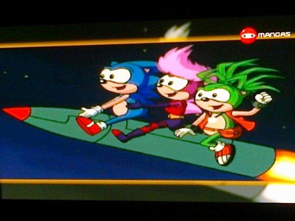 ~ Sonic le Rebelle 3 ~