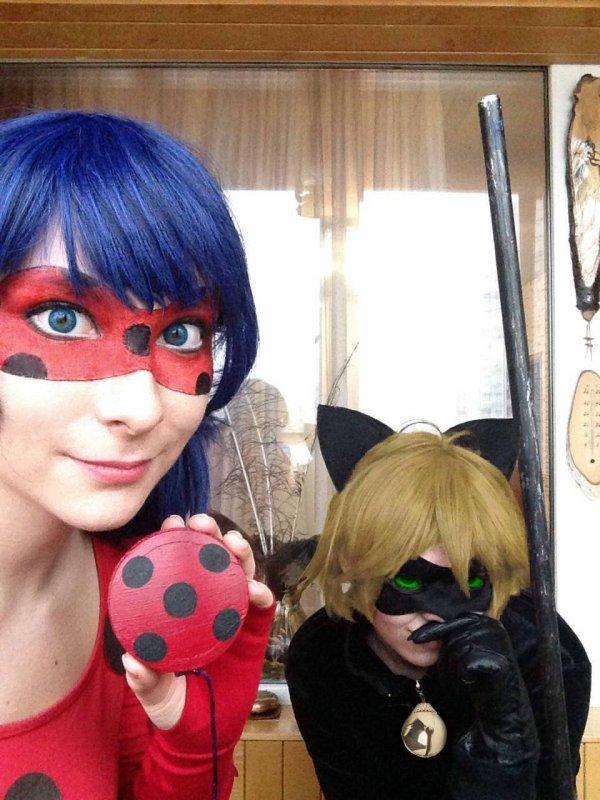~ Miraculous Ladybug P4 ~
