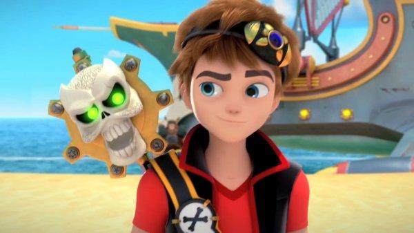 ~ Zak Storm, super Pirate ~