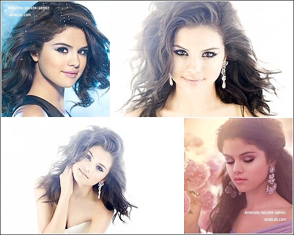 """Découvrez la Suite du PromoShoot de Selena Pour  Son Album """"A Year Without Rain"""""""