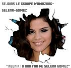 Selena et David Deluise sur le set de WOWP.