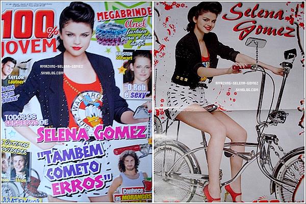 Découvrez de Nouvelle Photo Issue du Photoshoot de Selena Pour Cosmopolitan.