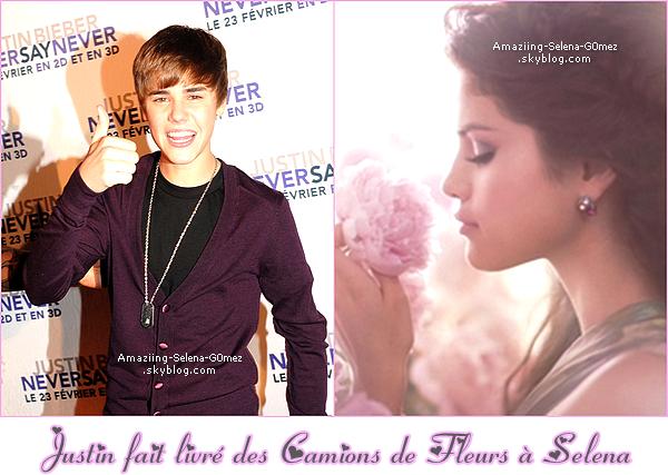 Selena a Posté Aujourd'hui une Nouvelle Photo Sur Son Compte Facebook de Son Séjour au Japon Qu'elle à l'air D'apprécier.