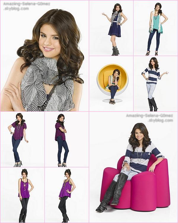 Découvrez La Suite Du PhotoShoot De Selena et ses Co-Stars Des Sorciers De Waverly Place Pour la Dernière Saison de La Série.