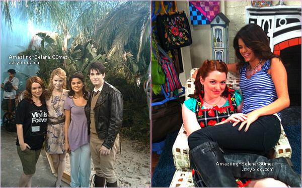 """Mardi 5 Avril : Selena & The Scene Ont Performés en Live """"Who Says"""" sur Le Plateau de l'émission « Dancing With The Stars »."""
