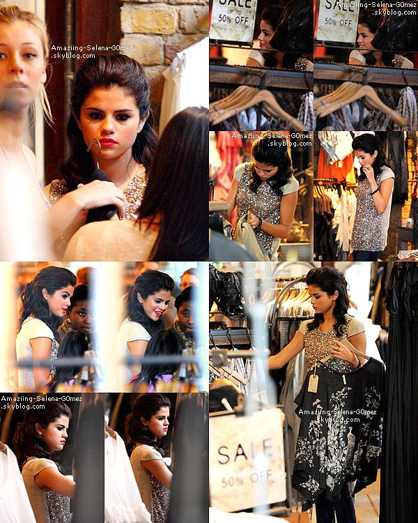 """Mercredi 6 Jullet : Selena au Lancement de la Chaîne Disney Channel HD à """"The Hospital Club"""" à Londres. Top ou Flop ?"""
