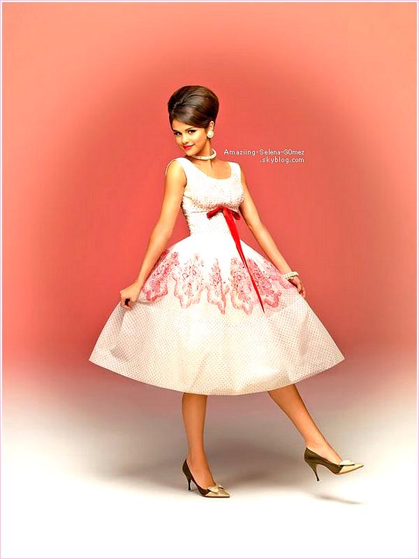"""Découvrez une Nouvelle Photo de Selena Provenant du Photoshoot Pour """"When The Sun Goes Down"""". Vos Avis ?"""
