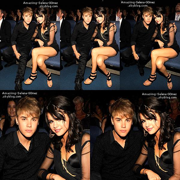Mercredi 13 Juillet : Selena et Justin Bieber à la Cérémonie des Espy Awards 2011 qui Récompense les Meilleurs Sportives du Monde.