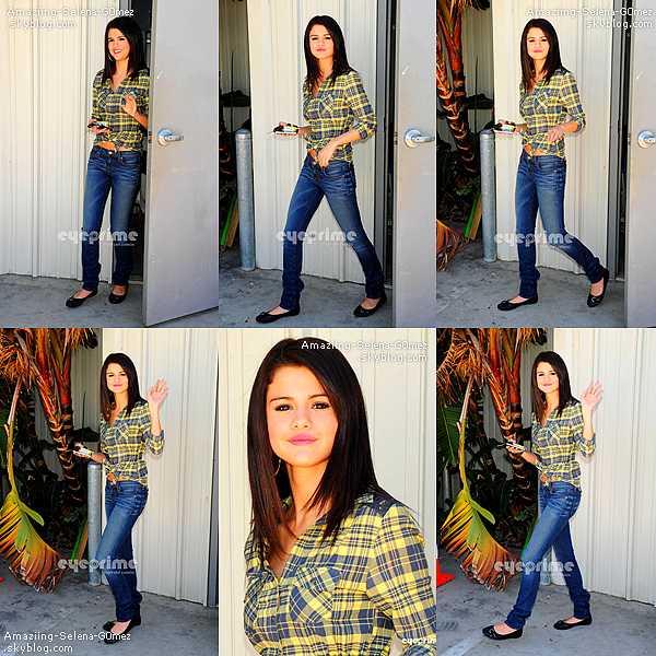 "Jeudi 21 Juillet : Selena Quittant les Répétitions De sa Tournée ""We Own The Night"". Top ou Flop ?"