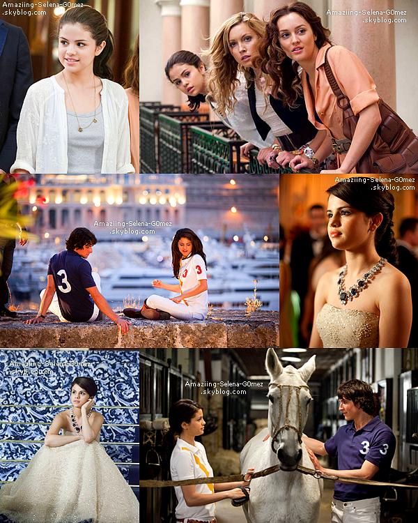 """Découvrez De Nouveaux Stills du Film """"Monte Carlo""""dans lequel Selena est à l'affiche. Le Film sort dans les Cinéma Français le 24 Août."""