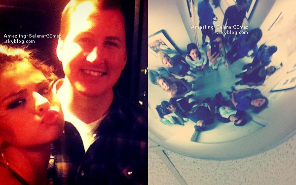Découvrez un Photoshoot Portrait de Selena Prit lors Des TCA 2011.