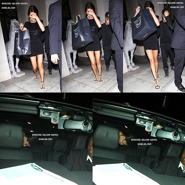 """Jeudi 15 Septembre : Selena à l'avant Première du Film """"Abduction"""" à Los Angeles dans Lequel Joue son Ex Le Beau Taylor Lautner. Top ou Flop ?"""